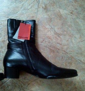 Ботинки Mascotte новые