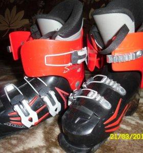Горнолыжные ботинки детские Аtomic