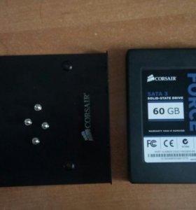 SSD Corsair Force 60 GB