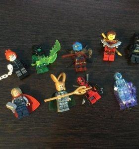 Лего фигурки и детали Лего