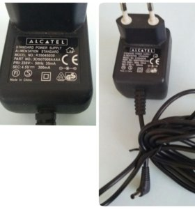 Alcatel standard power supply r35045030 адаптер