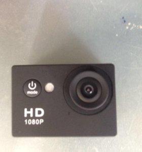 Экшн-камера 1080р full hd