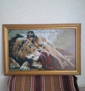 Репродукция картины, постер