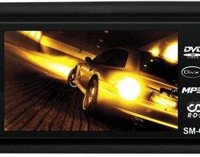 DVD магнитола Soundmax с USB