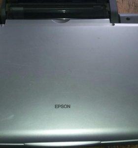Цветной Принтер,сканер,ксерокс 3 в 1 МФУ