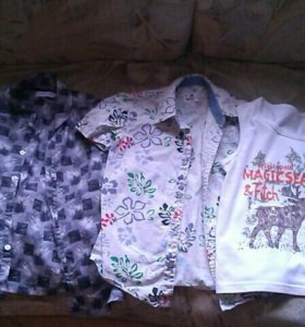 Продаю рубашки на мальчика