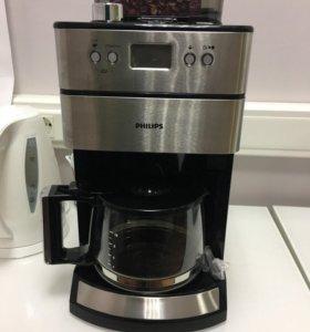 Кофеварка Philips HD 7751