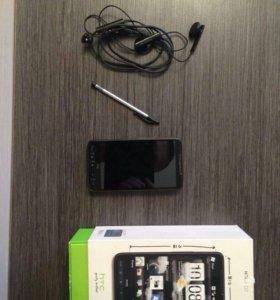 Два телефона HTC HD8585 И IPhone4S