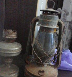 Керосиновая лампа 3шт