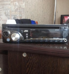Магнитофон JVC KD-G647
