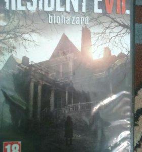 Resident evil 7на пк