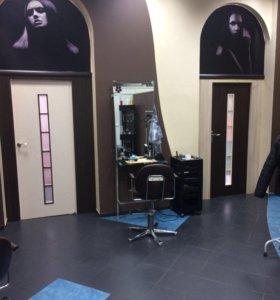 кресло парикмахера в аренду!!