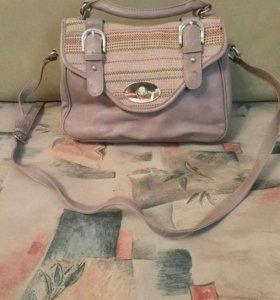 Сиреневая сумка jane shilton