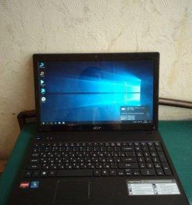 Ноутбук Acer Aspire 5552G