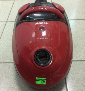 Новый пылесос Daewoo