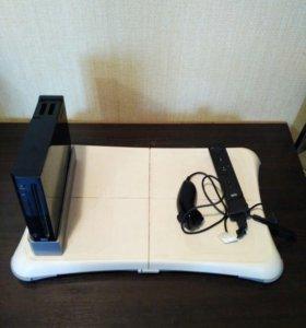 Nintendo Wii+Nintendo fit