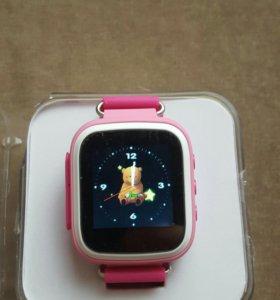 Детские часы с GPS BABY WATCH Q60S