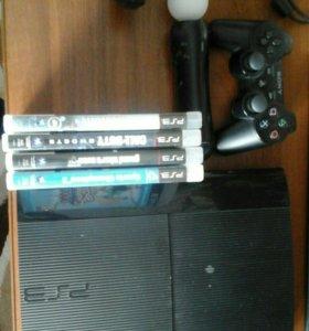 Playstation 3 super slim, 500 gb