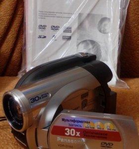 Видиокамера мультиформатная