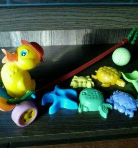 Уличные игрушки