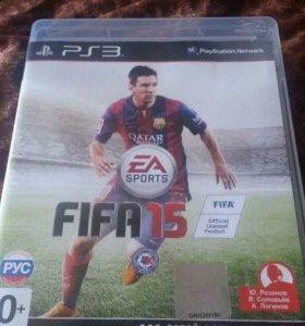 FIFA 15 и WWE на PS3