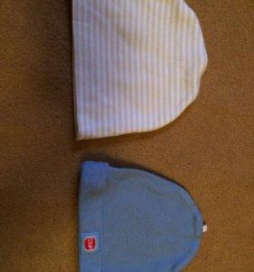 2 шапочки