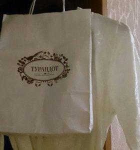 Нежнейшая сорочка и халатик Турандот