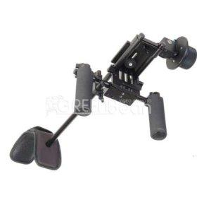 Плечевой упор для видеокамеры GreenBean DSLR RIG
