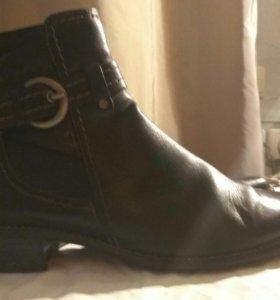 Демисезонные ботинки рикер