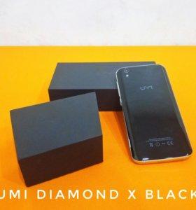 Umi Diamond X black