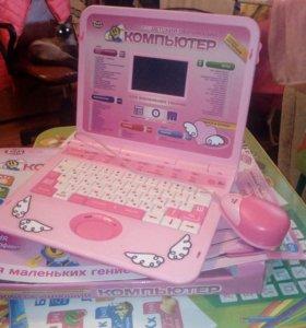 Детский обучающий компьютер
