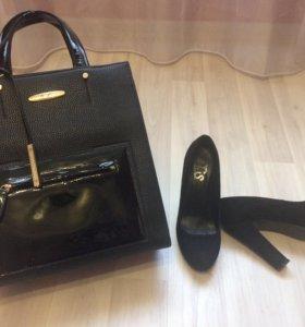 Туфли,сумка