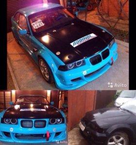 Обвес BMW