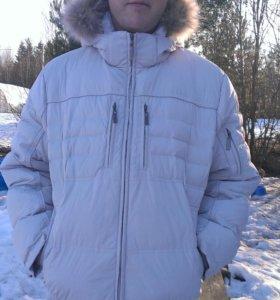 Куртка-Пуховик Finn Flare новая