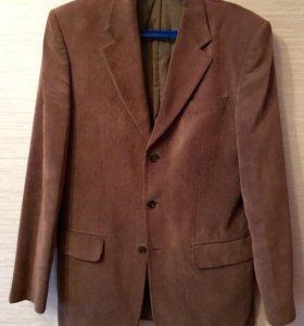 Модный мужской пиджак VAN CLIFF
