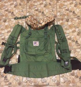 Слинг-рюкзак Ergo baby