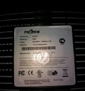 "LCD Монитор TFT 17"" ProView 700P"