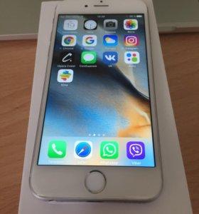 Iphone 6 128gb РСТ место хватит на всё.