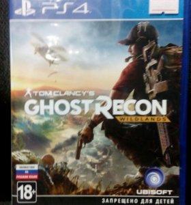Tom Clancy ghost recon wildlands на PS4