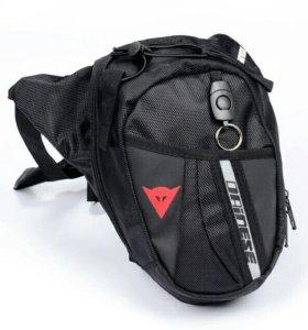 Мото -вело набедренная сумка.