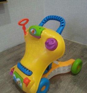 Машинка-каталка Hasbro