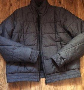 Аdidas куртка женская