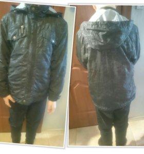 Куртка ветровка толстовка демисезонная