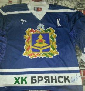 Щинов Александр Леонидович, нападающий. Хоккейный