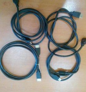 Кабеля HDMI б/у