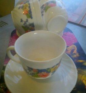 Набор для чая,кофе😃