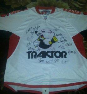 «Трактор» Челябинск — профессиональный хоккейный к