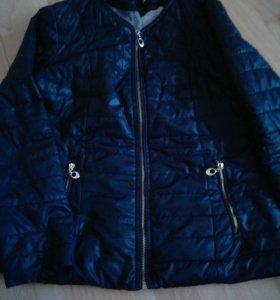 Куртка весенняя,48 размер