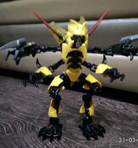 Лего монстр