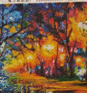 Алмазная живопись(мозаика) 30*38